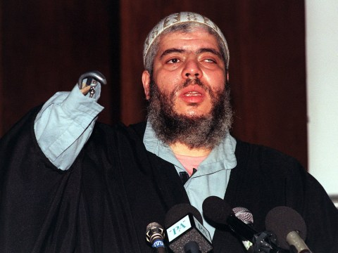 Hate preacher Abu Hamza launches legal battle to challenge life sentence