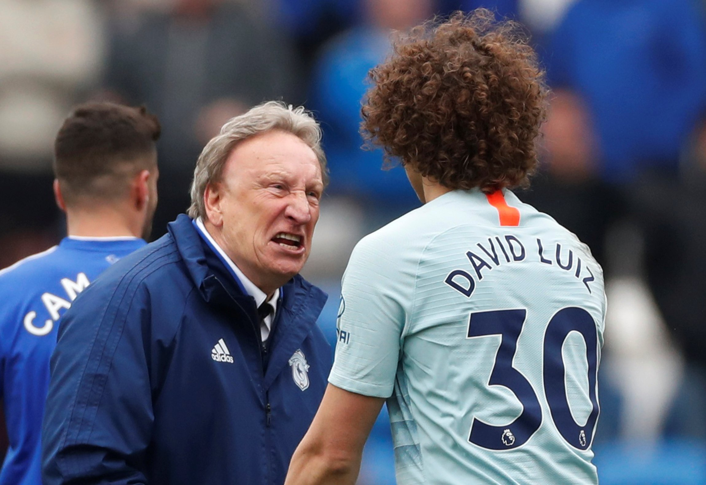 Furious Neil Warnock blasts 'criminal' officials after controversial Chelsea defeat