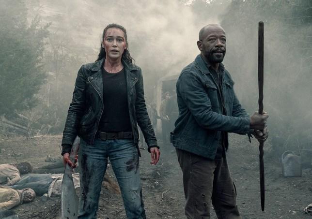 Fear The Walking Dead season 5 return date revealed Picture: AMC