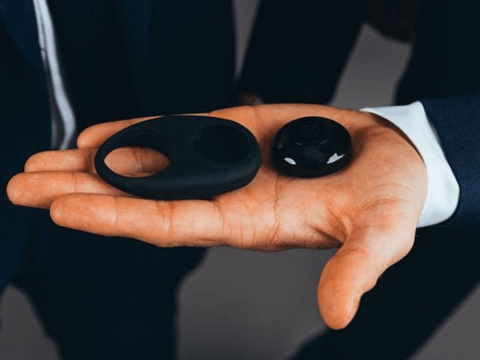 There's a 'GoPro for penises' which lets you film sex from the inside