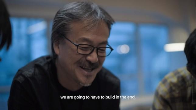 At least Hironobu Sakaguchi likes Apple Arcade