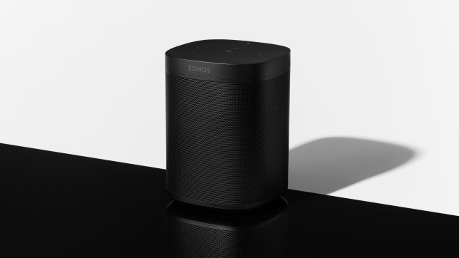 The Sonos One is part of the Trade Up program (Sonos)