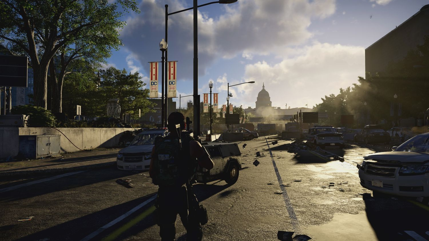 The Division 2 (PS4) - open for business