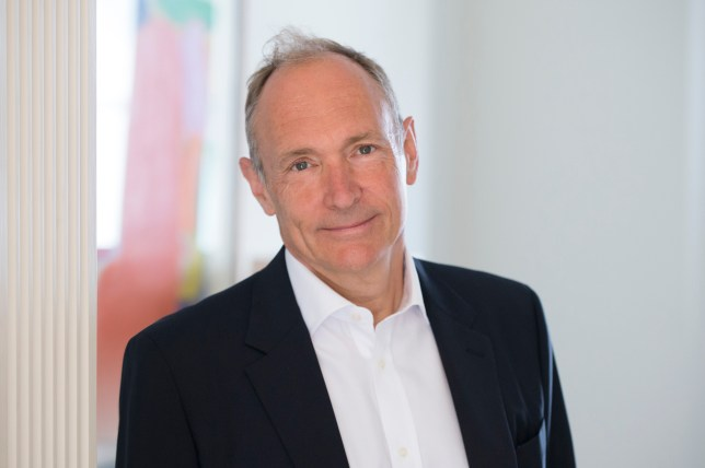 Tim Berners-Lee is the inventor of the World Wide Web