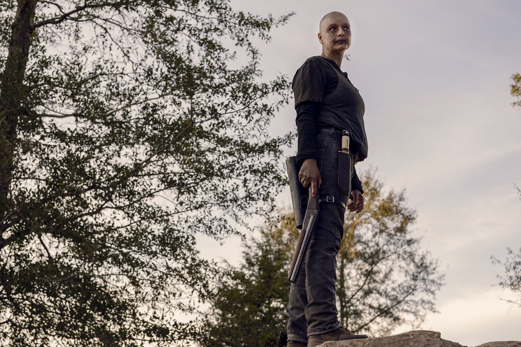 Who died in The Walking Dead season 9 episode 15? Alpha causes a massacre at the fair