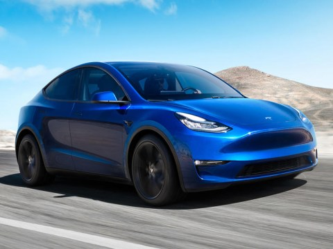 Tesla announces the Model Y compact SUV with a 2020 release date and no Back to the Future doors