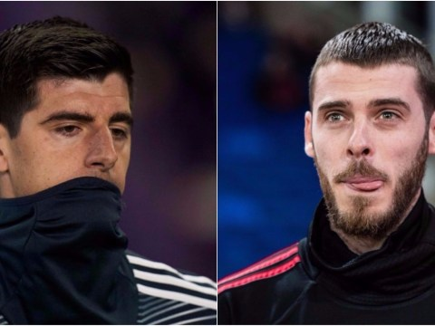 Thibaut Courtois makes decision over Manchester United transfer as Real Madrid eye David de Gea swap