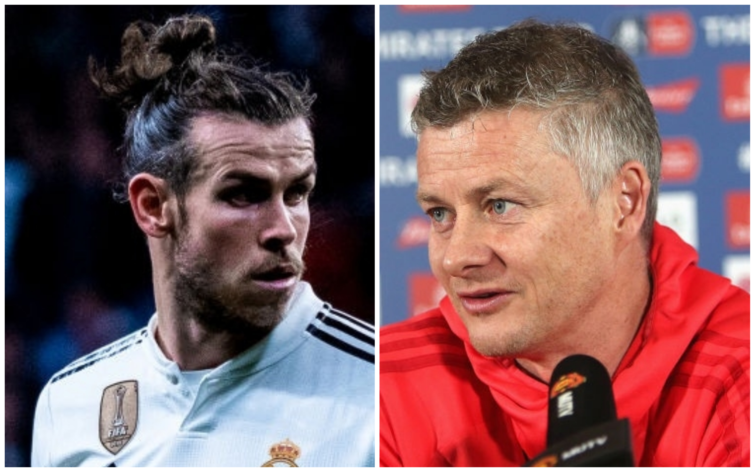 Ole Gunnar Solskjaer responds to Gareth Bale transfer link with Manchester United