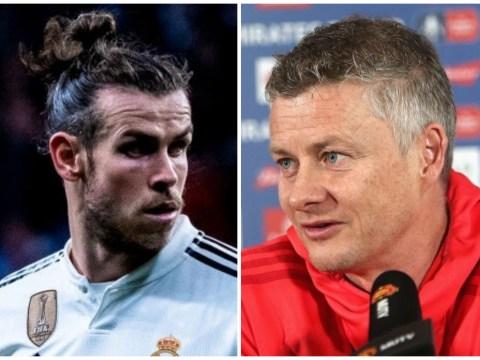 Ole Gunnar Solskjaer responds to Gareth Bale transfer link with Manchester United