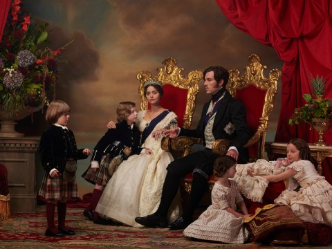 What problems did Queen Victoria have during her marriage to Prince Albert?