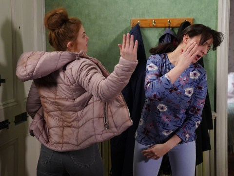 How are Tiffany and Sonia related in EastEnders?