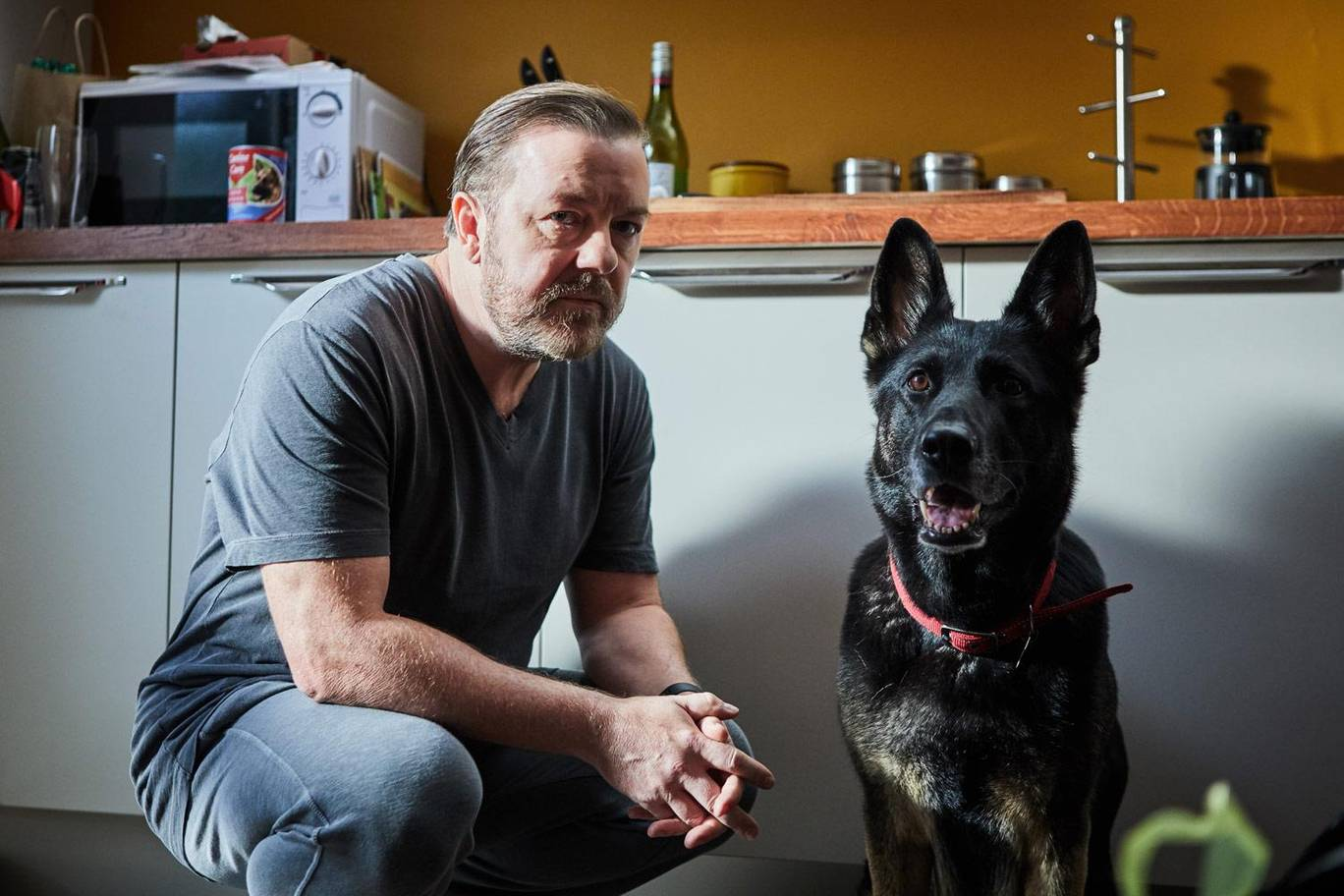 Ricky Gervais' After Life: Everything you need to know about the Netflix show