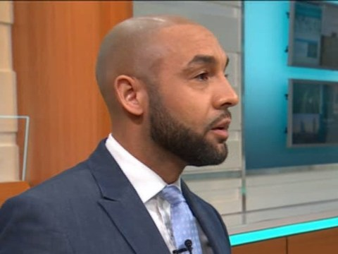Alex Beresford emotionally calls out TV panel as he intervenes in knife crime debate: 'You benefited from your environment'