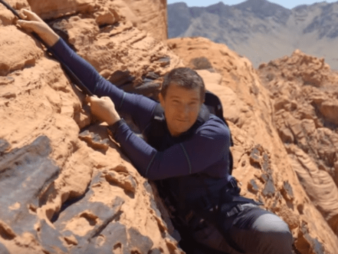 Netflix's Bear Grylls series lets you choose his adventure as he confronts the harshest environments on Earth