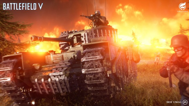 Battlefield V: Firestorm - have you played it yet?
