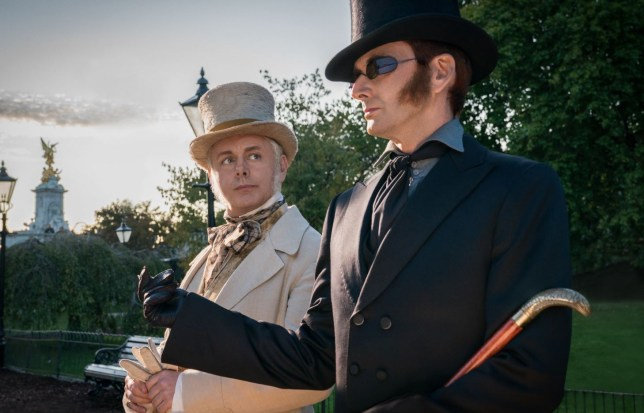 e7742b3dcc58f Who is in the Good Omens cast and where have you seen them before ...