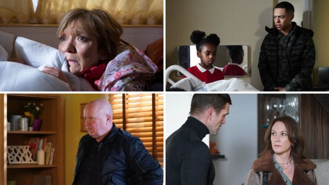 EastEnders spoilers: Jean's horror, Rainie's shocking plan and Taylor death news