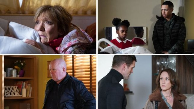 Here's what's happening in EastEnders this week