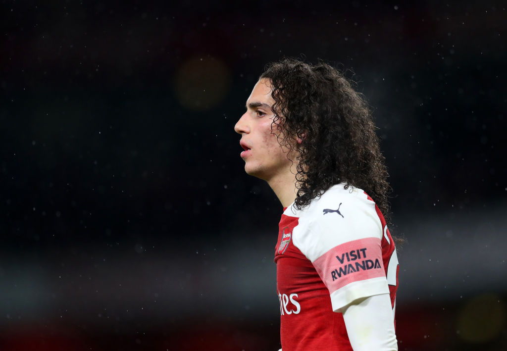 Arsenal news: Matteo Guendouzi is praised by Ian Wright