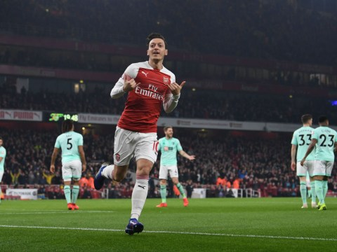Unai Emery deserves praise for reigniting Mesut Ozil's Arsenal career, claims Emmanuel Petit