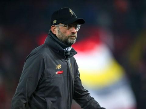 Jurgen Klopp issues injury update on Liverpool striker Roberto Firmino