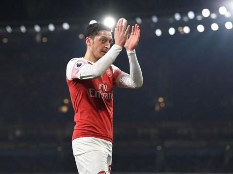 Arsenal manager Unai Emery 'amazed' by Mesut Ozil bounce shot goal against Bournemouth