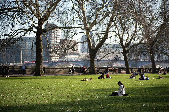 February's hot weather seems fun but the cost is fires, floods and famine