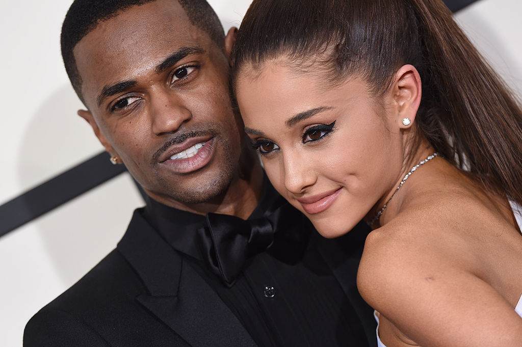 Ariana Grande spends time with ex Big Sean after admitting he could 'still get it'