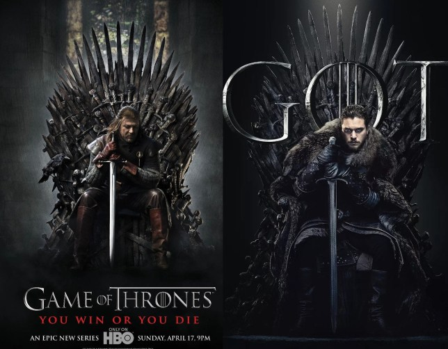 Game Of Thrones Season Eight Posters May Hint At Death Of