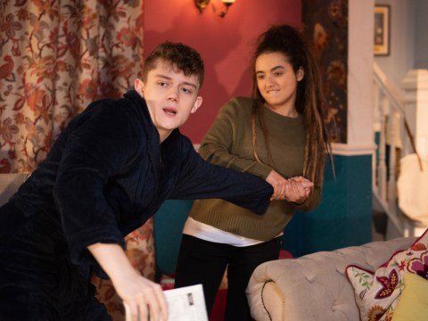 Hollyoaks spoilers: Tom Cunningham, Peri Lomax and Harley Frater's polygamy secret is exposed