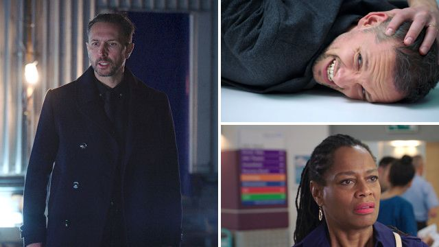 Holby City review with spoilers: An old face causes fear for Fletch