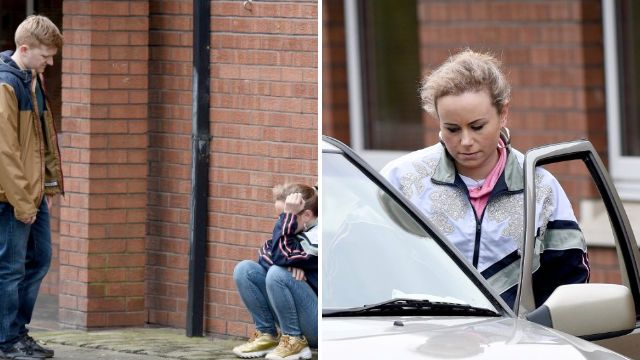 Chesney rescues Gemma