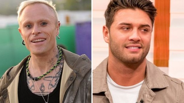 Keith Flint and Mike Thalassitis have died