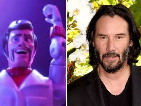 Keanu Reeves will play Duke Caboom in Toy Story 4 as trailer gives first look at new character