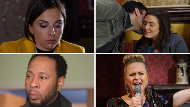 EastEnders spoilers for Ruby, Bex, Kush, Mitch and Linda