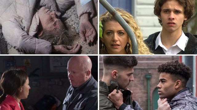 25 soap spoilers: Corrie death and destruction, Emmerdale and EastEnders revenge, Hollyoaks murder shock