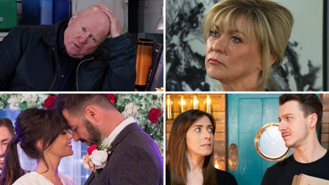 Soap spoilers for Phil in EastEnders, Emmerdale Kim Tate, Mercedes and Sylver in Hollyoaks and Michelle in Coronation Street