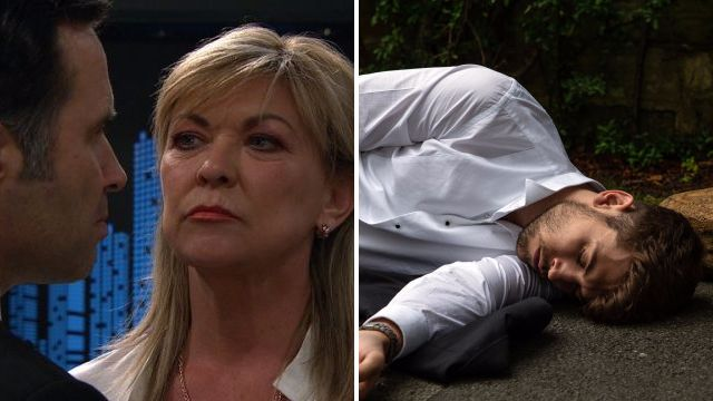 Graham lies to Kim about Joe Tate death in Emmerdale