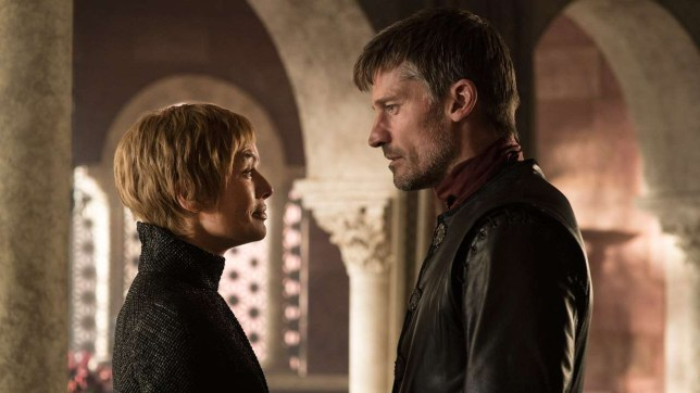 Image result for jamie and cersei