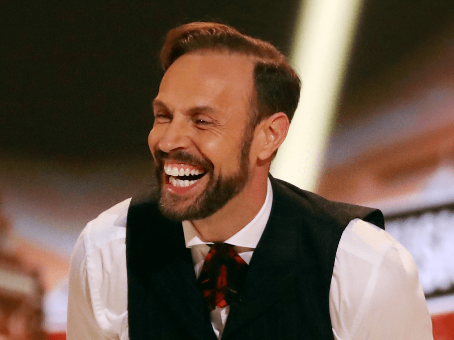 Dancing On Ice's Jason Gardiner rejects claims Gemma Collins 'refrigerator' jibe is fat-phobic