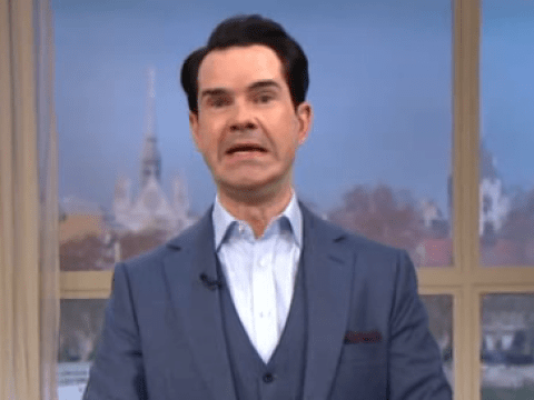 Jimmy Carr just made his This Morning presenting debut and we're unsure