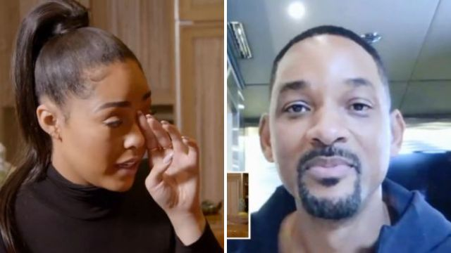 Jordyn Woods Red Table Talk: Will Smith comforts star as she comes clean over Tristan Thompson cheating scandal
