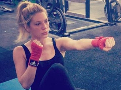 Katheryn Winnick might be even more of a superwoman IRL than in Vikings, if that's possible