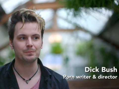 Mums Make Porn viewers in bits over porn director called 'Dick Bush' – and it's his actual name