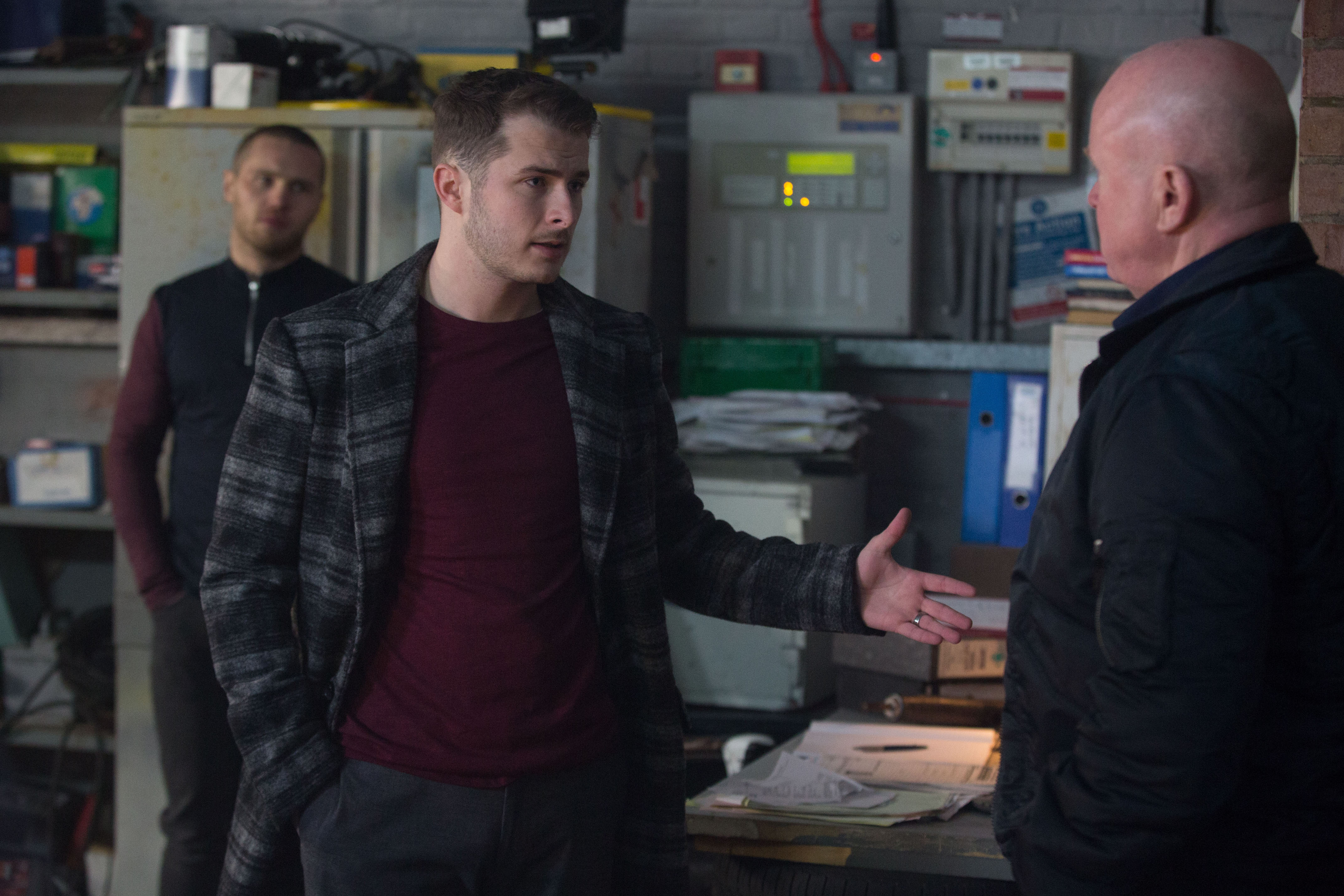EastEnders spoilers: Ben Mitchell takes drastic action after learning the truth about dad Phil