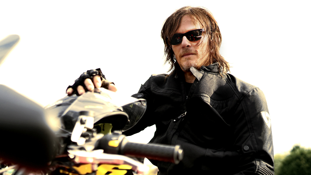 Norman Reedus on missing The Walking Dead's 'golden years' and how motorbikes shaped his life