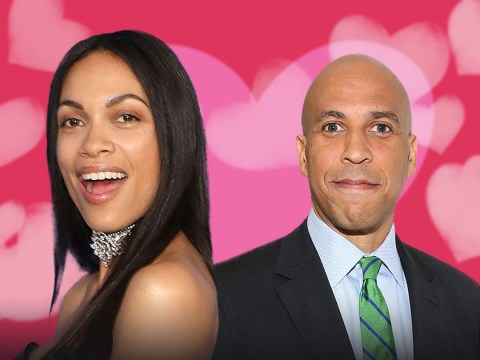 Rosario Dawson for First Lady? Actress confirms she's dating presidential candidate Cory Booker
