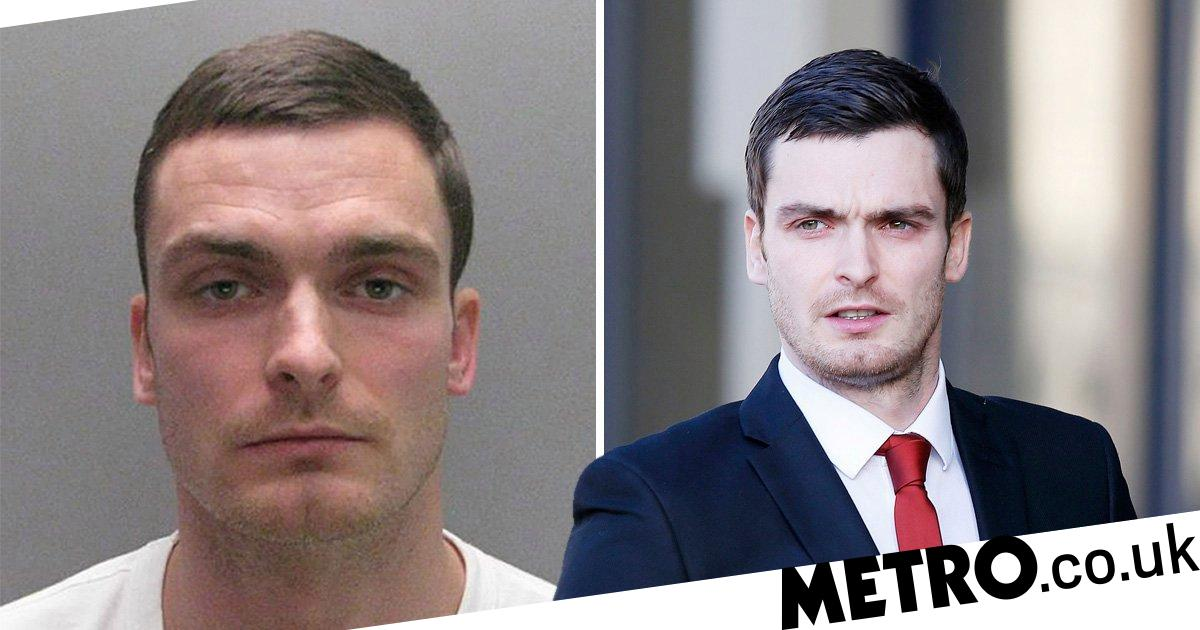 What Did Adam Johnson Do As He Is Released From Prison After Three Years Metro News