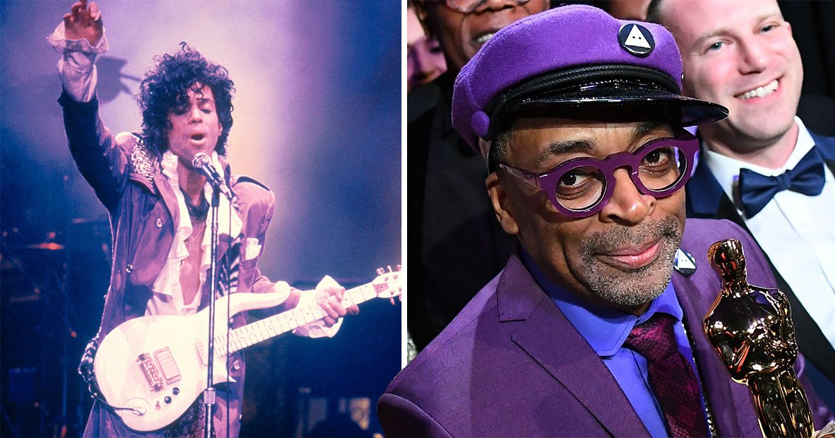 Spike Lee and Prince's estate sued over the theme song for 1996 movie Girl 6