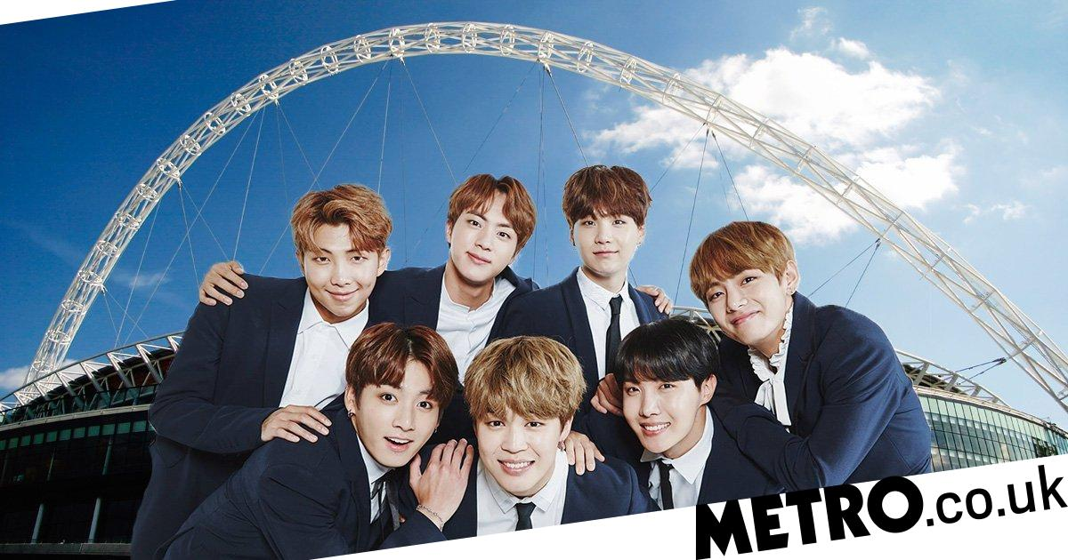 Bts Wembley Stadium Everything You Can Expect Including New